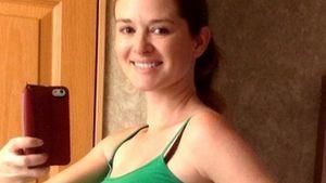 """""""Grey's Anatomy""""-Sarah Drew zeigt ihren Babybauch"""
