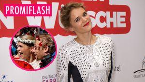 Sarah Elena liebt die Ehe mit Samuel Koch!