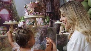Erster Geburtstag: Kyla Harrison feiert eine Märchenwaldfete