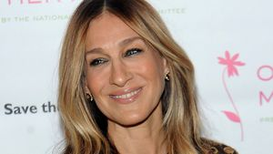 Sarah Jessica Parker auf einem Muttertags-Event in New York