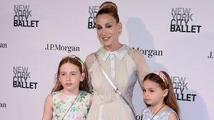 Schon so groß: Sarah Jessica Parker mit Twins auf Red Carpet