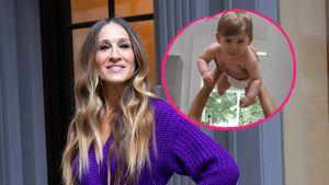 Zum 18.: Sarah Jessica Parker teilt Kinderfotos ihres Sohnes