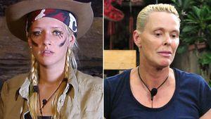 Enttäuscht: Sarah Knappik sah Brigittes Dschungel-Aus kommen