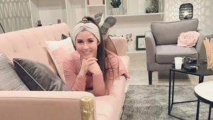 "Sarah Lombardi bei ""Promi Shopping Queen"""