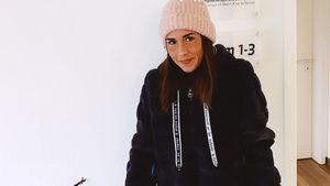 """Mit Krücken: Ist Sarah Lombardi raus bei """"Dancing on Ice""""?"""
