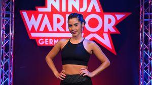 "Nach Pleite: Sarah Lombardi begeistert bei ""Ninja Warrior"""