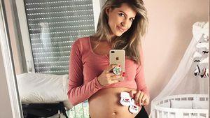 Baby-Check: Sarah Nowak öffnet Kleiderschrank ihrer Tochter!
