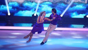 "Nach ""Dancing on Ice"": Sarina dankt Profi-Eiskunstläufer!"