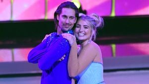 "Trotz Kollaps: Sarina sicher im ""Dancing on Ice""-Halbfinale"