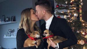 Weihnachtliches Jawort! Marco Reus hat Scarlett geheiratet!
