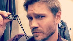 """""""One Tree Hill""""-Chad Michael Murray bald bei """"Riverdale""""!"""