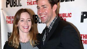 Ihr Mann enthüllt: Emily Blunt steht kurz vor der Geburt!