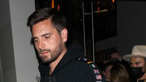 Scott Disick in West Hollywood
