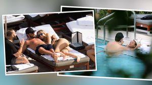 Scott Disick mit zwei verschiedenen Frauen im Urlaub