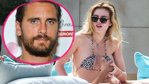 Pool-Fummelei: Hier knetet Scott Disick Bella Thornes Boobs!