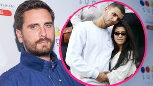 Wegen neuen Freundes: Scott Disick droht Kourtney Kardashian