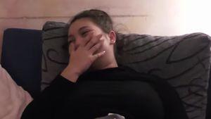 Wehen-Lachflash: Paola Maria teilt intimen Moment vor Geburt