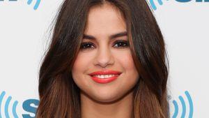 Selena Gomez bei einer Radio-Show