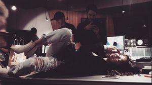 Selena Gomez: Lernte sie DJ Zedd im Studio kennen?