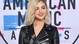 Ohne Justin dafür in Blond: Selena Gomez bei den AMAs 2017