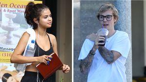 Pre-Valentinstag: Selena & Justin urlauben verliebt am Pool