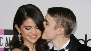 Endlich erster Kuss! Selena und Justin machen es öffentlich