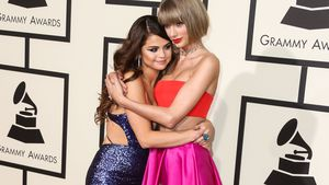 Selena Gomez und Taylor Swift bei den Grammy Awards