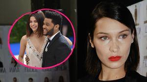 Bella Hadid ist Liebe zwischen Ex The Weeknd und Selena egal