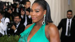 Serena Williams auf der Met-Gala in New York 2017