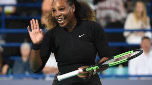 Als Neu-Mama: Serena Williams feiert Tennis-Comeback!