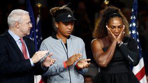 Bei US-Open: Serena zertrümmert Schläger & beleidigt Schiri