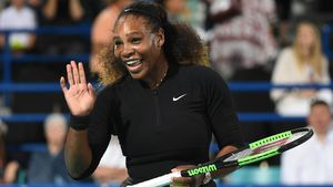 Nach 1. Baby: Serena Williams feiert Tennis-Comeback!