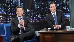 Zum 2. Mal: Late-Night-Host Seth Meyers wird wieder Papa!