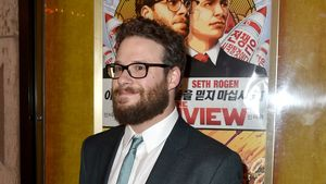 Seth Rogen steht trotz Terrordrohung zu neuem Film
