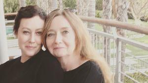 Moving it: Shannen Doherty und ihre Mama sind im Tanzfieber!