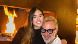 Playboy Gianluca Vacchi (53) will seine Sharon (25) heiraten