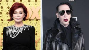 """Sharon Osbourne über Marilyn Manson: """"Immer respektvoll"""""""
