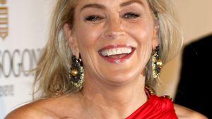 Underboob! Sharon Stone ist freizügig in Cannes