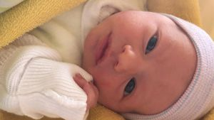 Süßes Baby-Pic: 1. Details zu BB-Shavins Tochter Jolina!