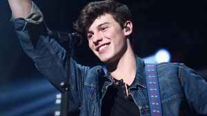 Shawn Mendes bei einem Konzert in Boston