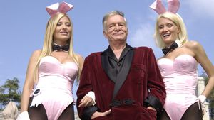 Hugh Hefner versenkte seine Sex-Tapes in einem Sarg im Meer
