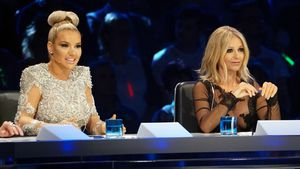 Shirin David und Michelle in der 4. DSDS-Mottoshow