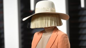 Sia bei der Vanity Fair Oscar Party