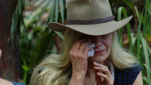 Unter Tränen: Dschungel-Sibylle glaubt, sie hat enttäuscht