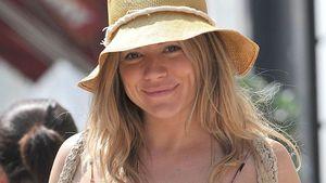 Hochschwangere Sienna Miller feiert Baby-Party