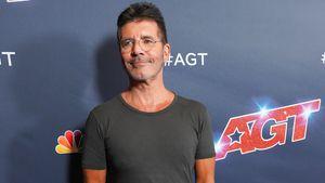 Neun Kilo weniger: Der TV-Star Simon Cowell nimmt weiter ab