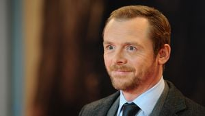 """Ups! """"Hot Fuzz""""-Star Simon Pegg muss Führerschein abgeben"""