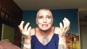 Sinéad O'Connor: Nach Zusammenbruch wieder im Krankenhaus