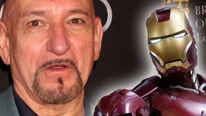 "Sir Ben Kingsley wird in ""Iron Man 3"" richtig fies"