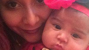 So ein Gejaule: Snooki & ihr verwirrtes X-mas-Baby